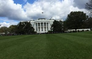 Whitehouse lawn_South side